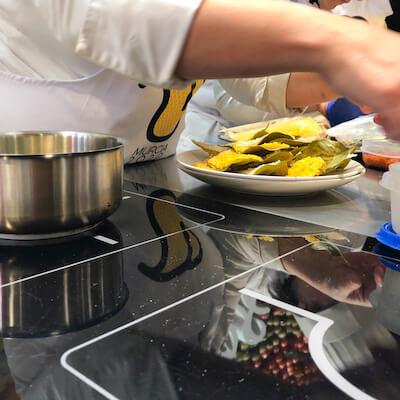 Clase Magistral Cocina Gastroarmonia